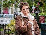 Martha Cope as Sandy Gibson on EastEnders