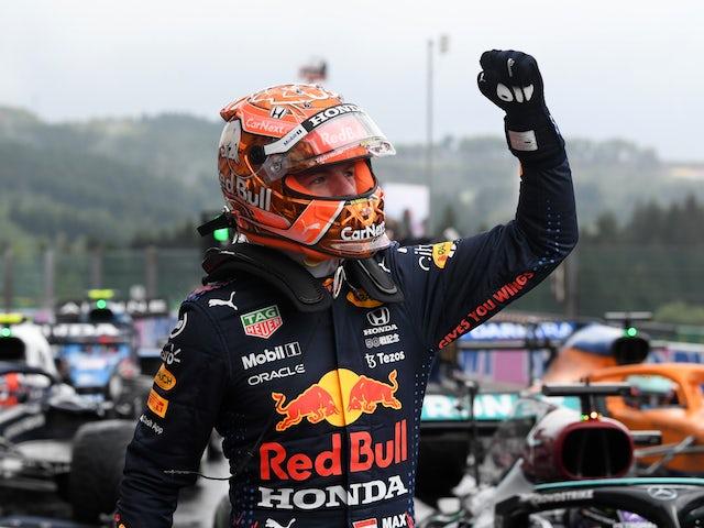 Verstappen may double-up penalty at Sochi - Marko