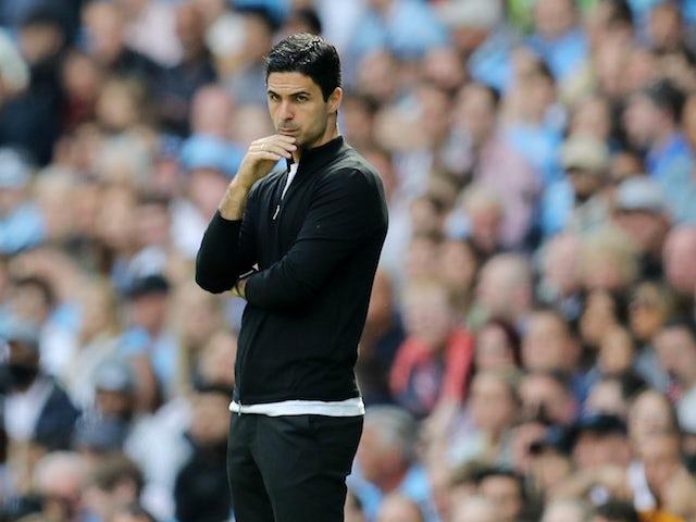 Arteta sets out three-year plan for Arsenal