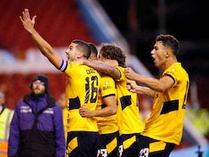 Wolves turn it on in second half to ease to victory at Nottingham Forest