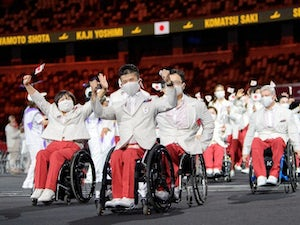 Tokyo 2020 Paralympics under way with colourful and powerful opening ceremony