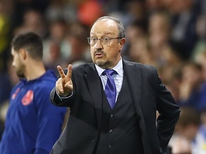 """Everton boss Benitez """"disappointed"""" with QPR result"""