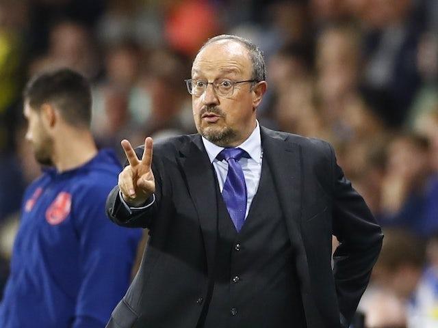 Benitez praises Everton after Norwich City victory