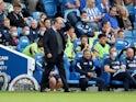 Everton manager Rafael Benitez on August 28, 2021