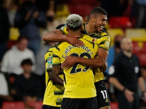 Late Ashley Fletcher goal takes Watford through at Crystal Palace's expense