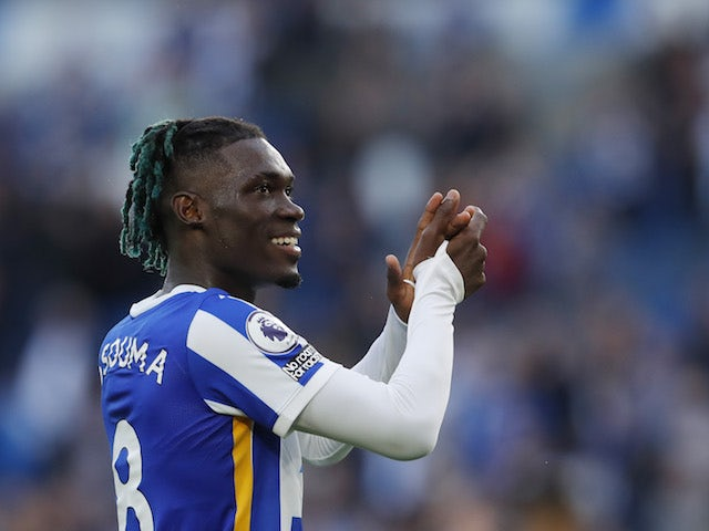 Man Utd, Liverpool, Arsenal 'to battle for Yves Bissouma in January'