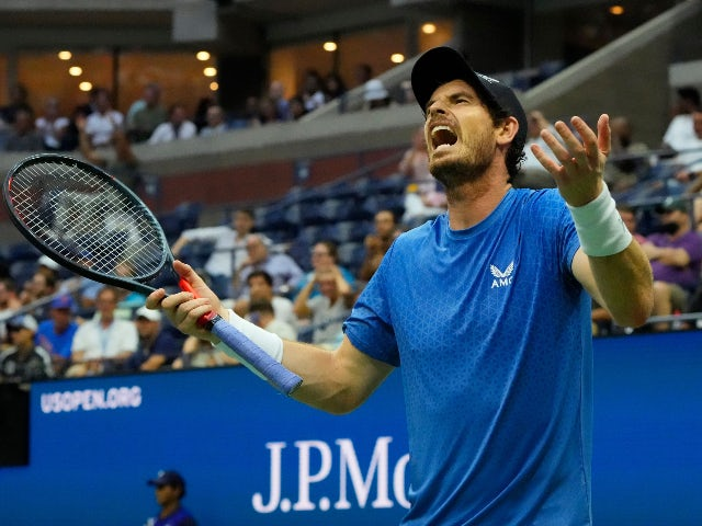 Andy Murray's shoes and wedding ring stolen in California