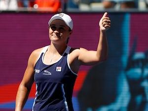 Ashleigh Barty battles past Clara Tauson into US Open third round