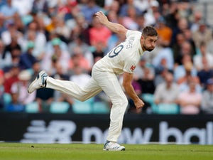 Chris Woakes quickly into the groove on Test comeback