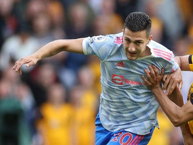 Roma interested in Man United's Diogo Dalot?