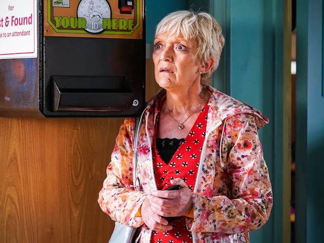 Jean on EastEnders on September 13, 2021