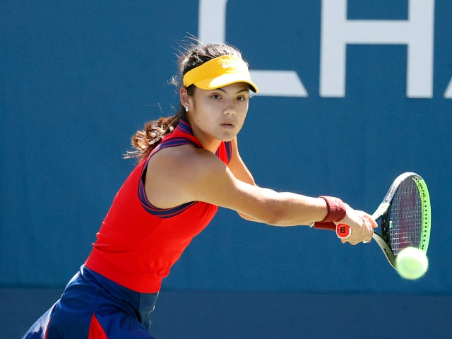 US Open day four: Emma Raducanu's rise continues with second round win