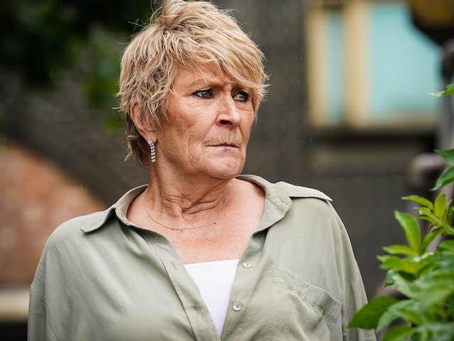 Shirley on EastEnders on September 13, 2021