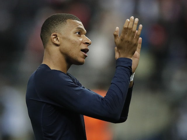 Real Madrid 'prepared seven contracts for Mbappe'