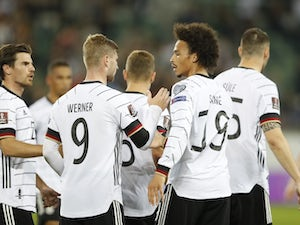 Friday's World Cup qualifying predictions including Germany vs. Romania