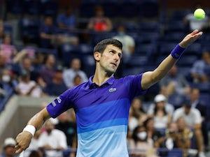 Novak Djokovic reaches US Open third round despite rowdy spectator