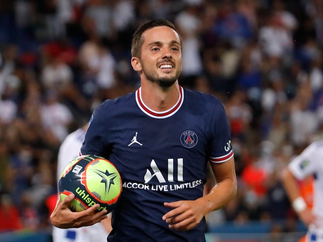 PSG's Pablo Sarabia signs for Sporting Lisbon on loan