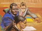 R Kelly found guilty in sex trafficking trial