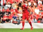 Roberto Firmino to miss Liverpool's Champions League opener?