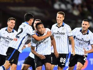 Preview: Atalanta vs. Sassuolo - prediction, team news, lineups