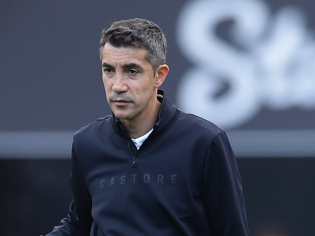 Wolverhampton Wanderers' manager Bruno Lage after the match on September 11, 2021