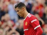 Manchester United attacker Cristiano Ronaldo pictured on September 11, 2021
