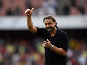 Daniel Farke laments penalty decision in Norwich's defeat to Everton