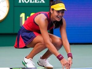 British teenager Emma Raducanu hammers Shelby Rogers to reach US Open last eight