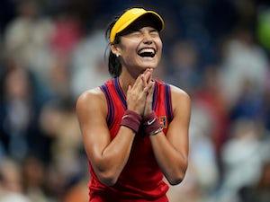 Emma Raducanu's US Open final to be shown on Channel 4