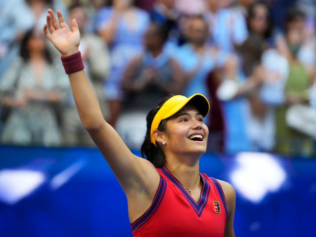 A look at each area of Emma Raducanu's game as she looks to build on US Open win