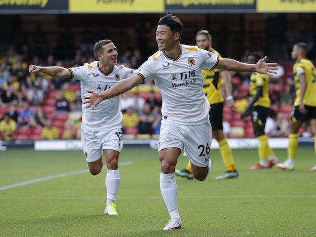 Wolves boss Bruno Lage hails Hwang Hee-chan