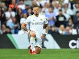 Leeds United midfielder Kalvin Phillips pictured on September 12, 2021