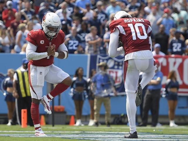Kyler Murray shines as Arizona Cardinals thrash Tennessee Titans