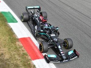 Mercedes considering Hamilton engine penalty