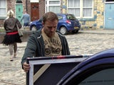 Tyrone on the second episode of Coronation Street on September 15, 2021