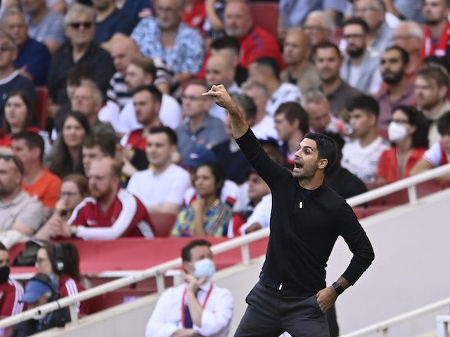 Mikel Arteta: 'Tottenham at home is the most special game of the season'