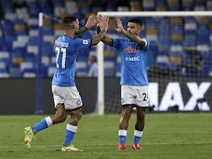 Preview: Sampdoria vs. Napoli - prediction, team news, lineups
