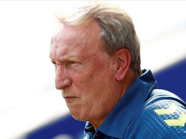 Middlesbrough manager Neil Warnock on September 11, 2021