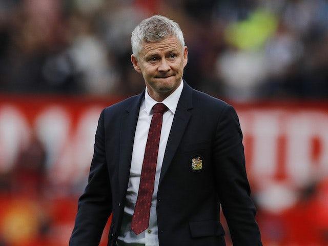 Man United 'not considering sacking Ole Gunnar Solskjaer'
