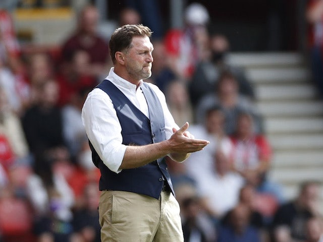 Stifling City's slickers and getting the 'one in 10' is Ralph Hasenhuttl's goal