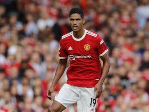 Raphael Varane hails Manchester United team-mate Paul Pogba's 'positive energy'