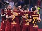 Preview: Roma vs. CSKA Sofia - prediction, team news, lineups