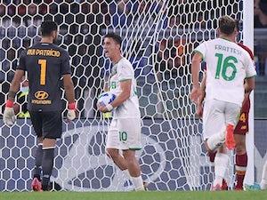 Preview: Sassuolo vs. Venezia - prediction, team news, lineups