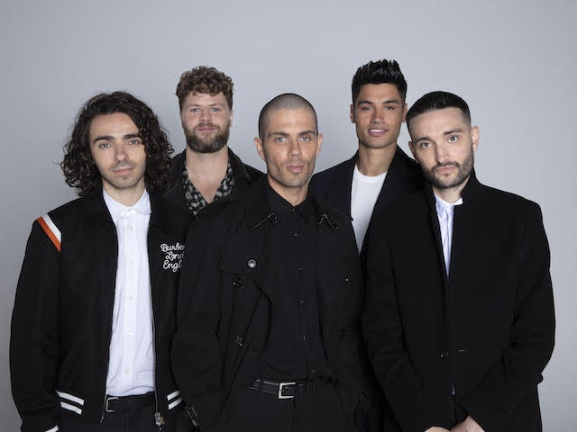 The Wanted officially reunite after almost eight years