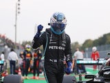 Valtteri Bottas pictured during the Italian Grand Prix on September 10, 2021