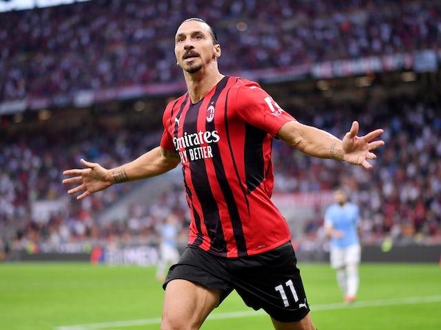 Milan dealt Ibrahimovic blow ahead of Liverpool clash