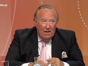 """Andrew Neil """"couldn't be happier"""" after GB News exit"""