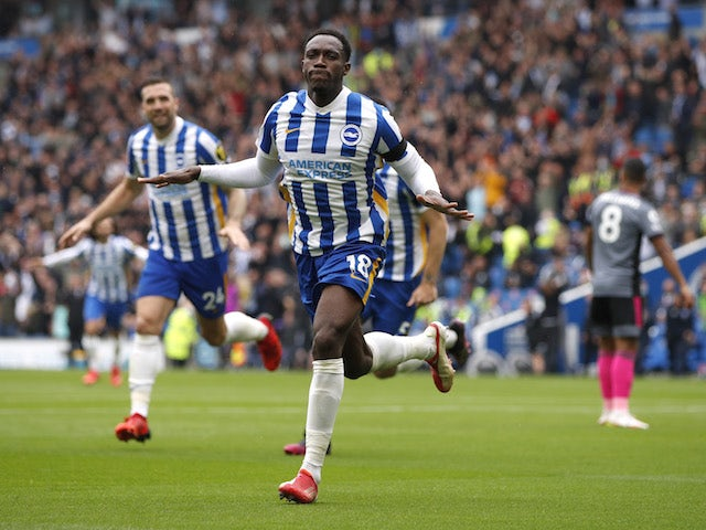 Result: Brighton continue fine form with win over Leicester