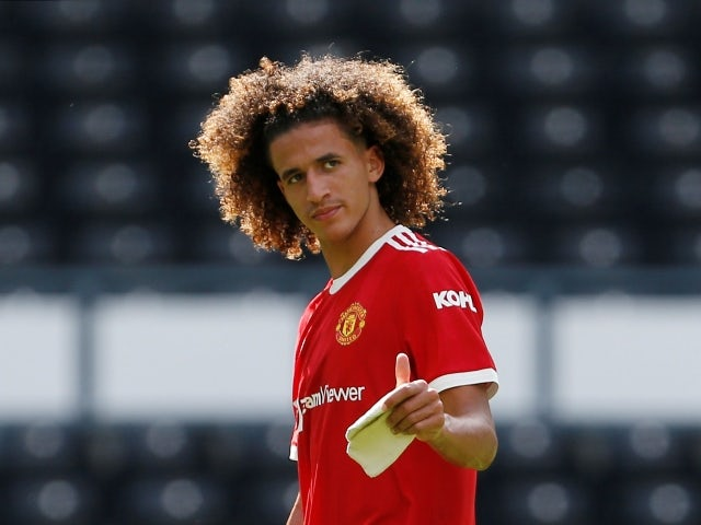 Man United 'eying up Mejbri as long-term Pogba replacement'