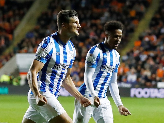 Result: Huddersfield climb into Championship top four with comfortable win at Blackpool